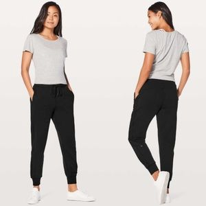 LULULEMON Cool & Collected Jogger 8